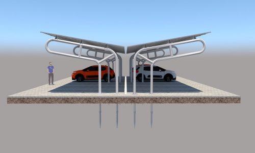 Nieuw: SolarCarport