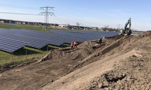 MorgenZon breidt Zonnepark Apeldoorn uit