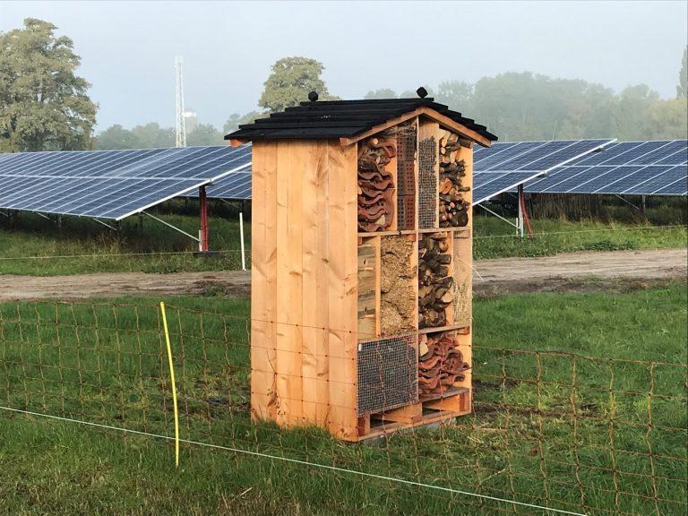 zonnepark waterstof